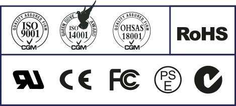 Badge de qualidade garantida